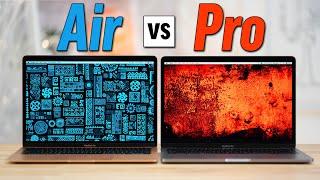 "MacBook Air vs 13"" MacBook Pro in 2020!"