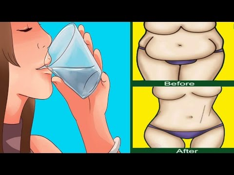 How Drinking Water can Help you lose weight
