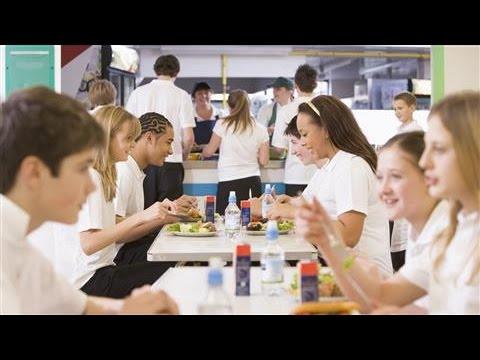 New App Connects Hungry Children With Restaurants