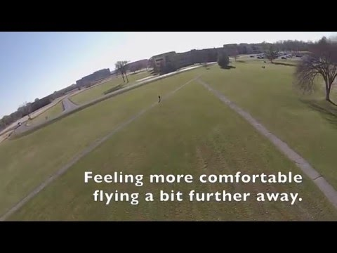 1: Learning FPV in Angle Mode