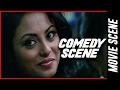 Mandhira Punnagai - Comedy Scene | Karu Pazhaniappan |  Meenakshi |  Santhanam