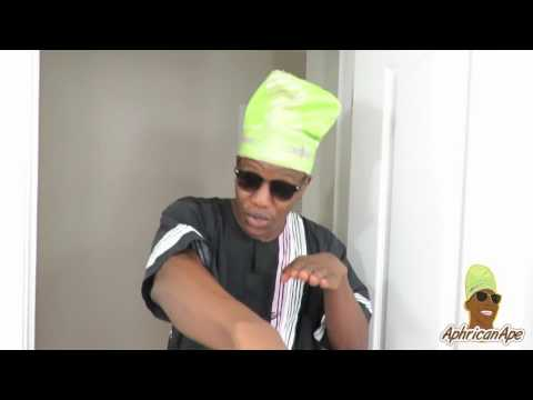 AfricanApe - When Trey Songz Gets You In Trouble! Cover
