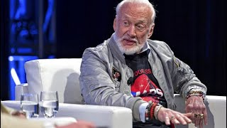 Buzz Aldrin asked: Did We Go To the Moon? or is the Earth Flat with A Dome?