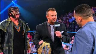 MVP assumes control of TNA Wrestling Operations (March 13, 2014)