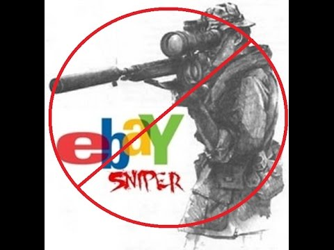 How to Beat EBay Snipers by using Fundamental Analysis
