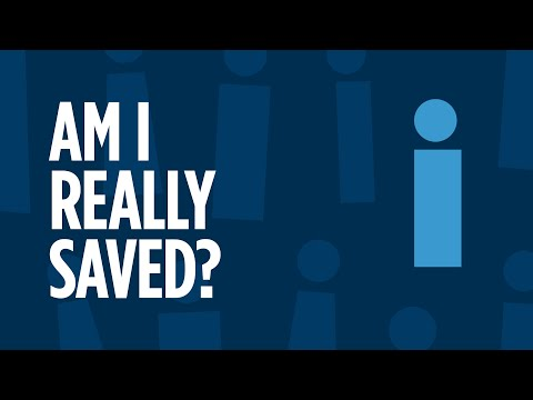 Assurance of Salvation: How You Can Know You Are Saved