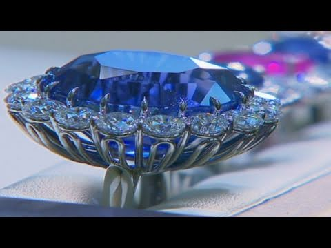 CNN: Royal ring helps sell sapphires