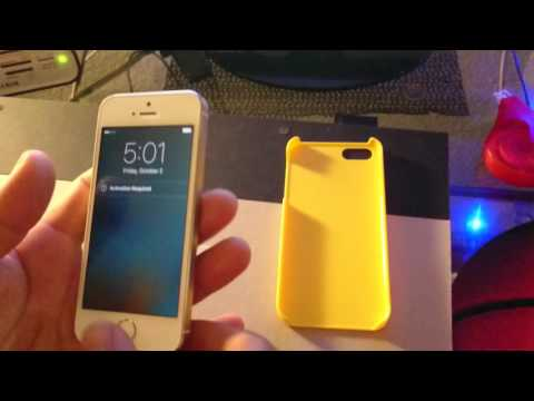 iPhone 5S Sprint Full UNLOCK to any GSM or CMDA network usind CELLUNLOCKER.net