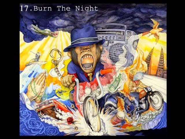 Superman Is Dead - Burn the Night