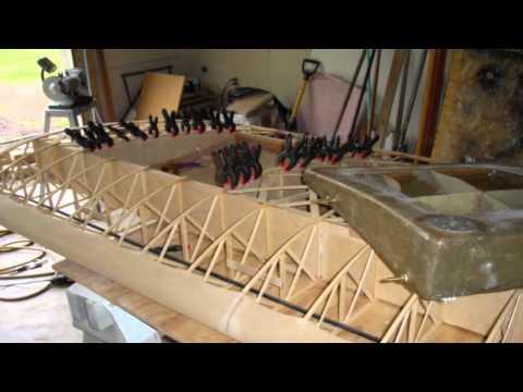 Scratch Built Aircraft -- HKS Avenger
