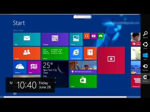 Microsoft Windows 8.1 (Full HD Review) (How to Install + Quick Tips)