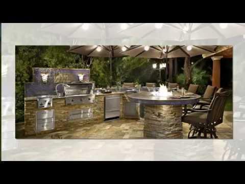Outdoor Bar Top 40 Ideas