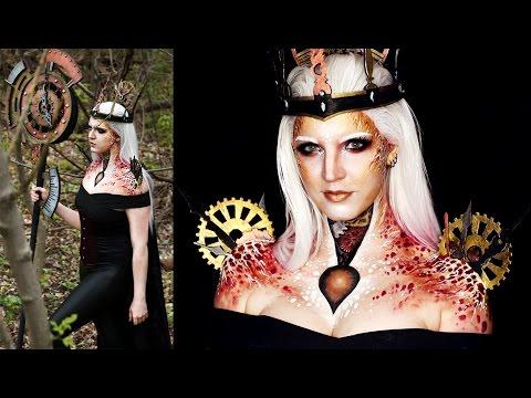 QUEEN of TIME | NYX Face Awards TOP 30 Makeup Tutorial