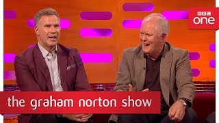 Download John Lithgow reveals he voiced Yoda - The Graham Norton Show: 2017 - BBC One Video