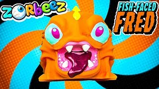 Fish-Faced Fred Secret Story!! | Official Zorbeez