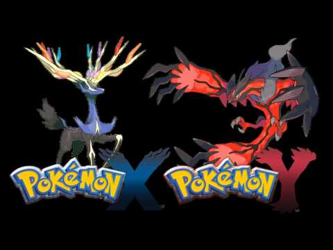 Pokemon X and Y Soundtrack- Lumiose City