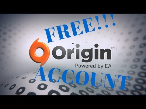 Free Origin account(with games like Battelfield4, Sims4, Fifa 16, Need for speed and more) 2016