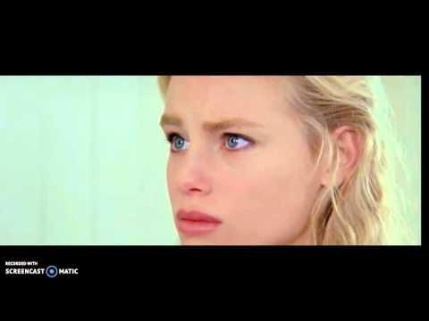 Alien surf girls: Zoey and Brandon kiss scene