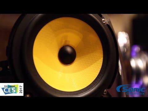 JL Audio C1 Series Car Speakers   CES 2017