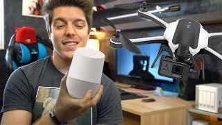 Google Home, Drone GoPro Karma, New-York #TechNewsVlogs ►18