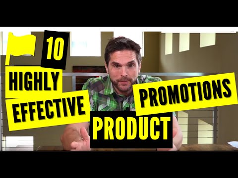 10 Highly Effective Ways to Promote a Product