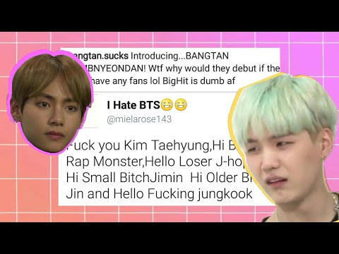 Everything wrong with BTS haters
