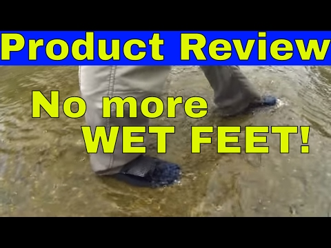 NRS SealSkinz Dry Socks Product Review