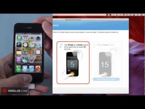 [iPhone Data Recovery] How to Recover Lost Photos Directly from iPhone 4 on Mac?