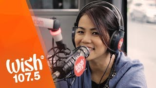 """Juris sings """"Forevermore"""" (Side A) LIVE  on Wish 107.5 Bus"""