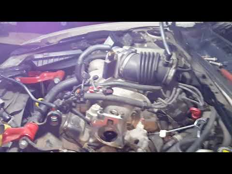 01 Monte Carlo EGR valve closed performance code P1404 cleaning steps