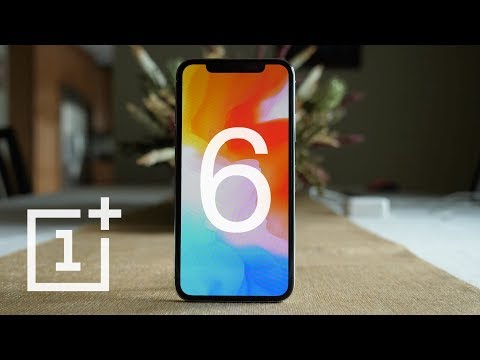 New OnePlus 6 Wallpapers!