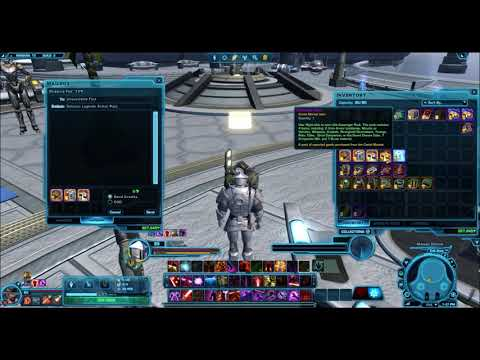 More Giveaway Winners (with a twist) - SWTOR