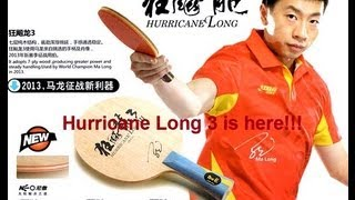 FastPaddle.com Video : DHS  Hurricane Long 3 Review