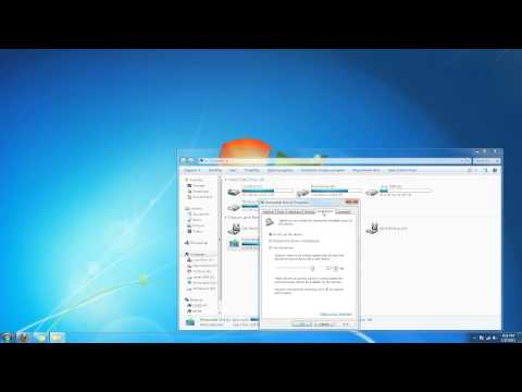 How to Make Computer Faster, Turn on Ready Boost in Windows 7