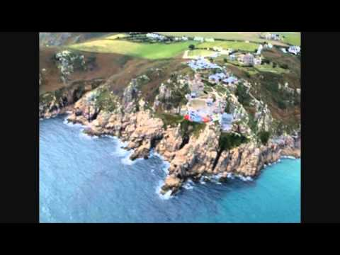 Cornwall from the air