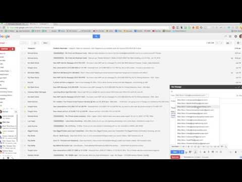 How to Combine Gmail and Godaddy Email