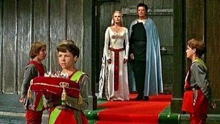 Sword Of Lancelot 1963 SWASHBUCLER THEATER!