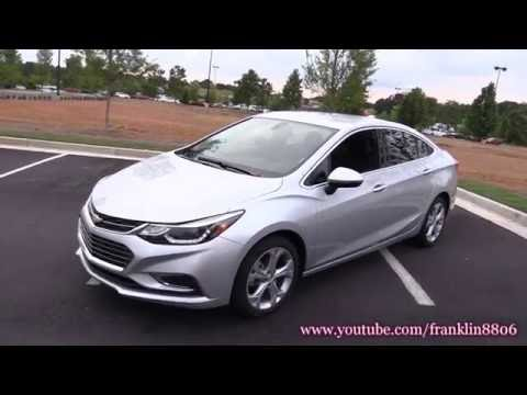 Does the 2016 Chevrolet Cruze Premier really gets 40MPG