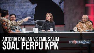 Ragu-Ragu Perpu: Arteria Dahlan VS Emil Salim Soal Perpu KPK (Part 4) | Mata Najwa
