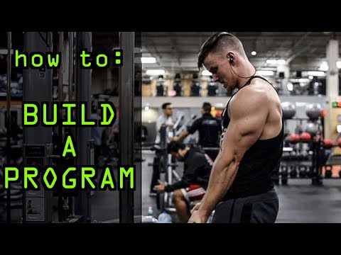 How to Build Your Own Physique Program | Top 3 Tips