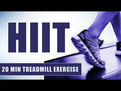 Best HIIT Treadmill Workout For Weight Loss | 180BPM SPRINTS #02