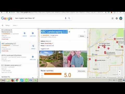 Find USA company name ,USA Address ,USA phone number and website (Data entry tutorial)