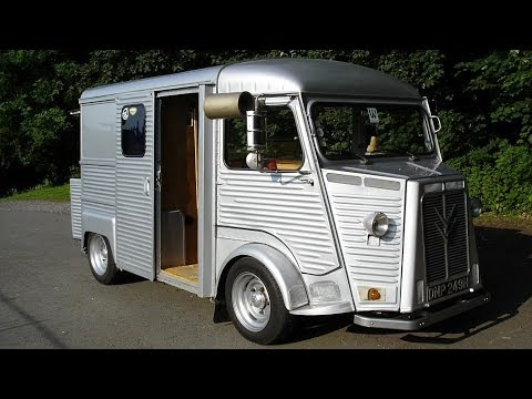 1970 Citroen HY Camper Van Build Project