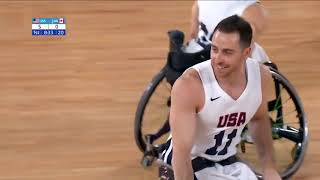 Men's Wheelchair Basketball Takes Gold Against Canada | Parapan American Games Lima 2019