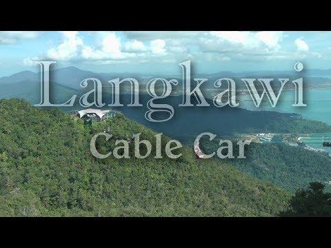 Malaysia , Langkawi Cable Car and Sky Bridge HD 1080/60p