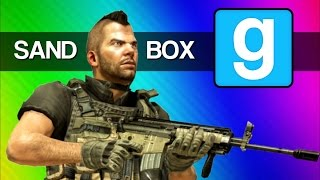Gmod Call of Duty Modern War Fail (Garry