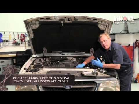 How to clean EGR Valve and Ports