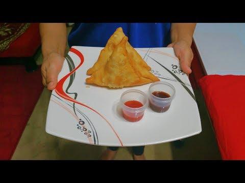 Simple and Tasty Home-made Punjabi Samosa!!