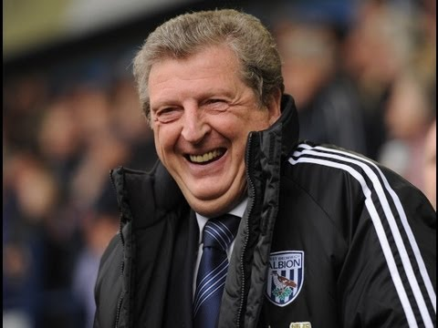 ROY HODGSON in talks to become next ENGLAND manager