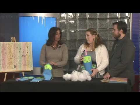 Spenser and Kelly Shull from jellykoe